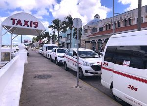 Taxis in Cozumel: Tips to Stay Safe and Secure